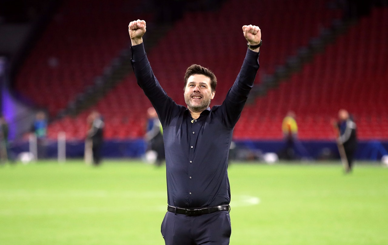 Pochettino Urges Spurs To Forget Madrid