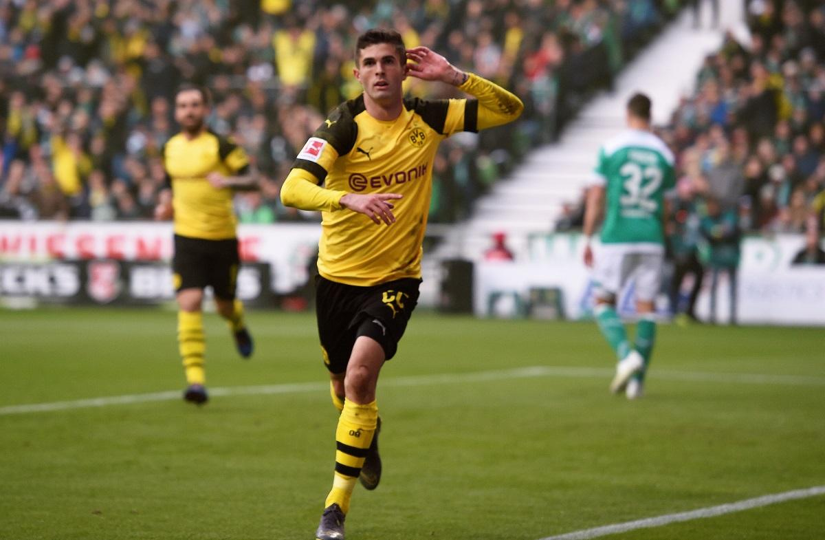 Pulisic Vows To Keep Fighting