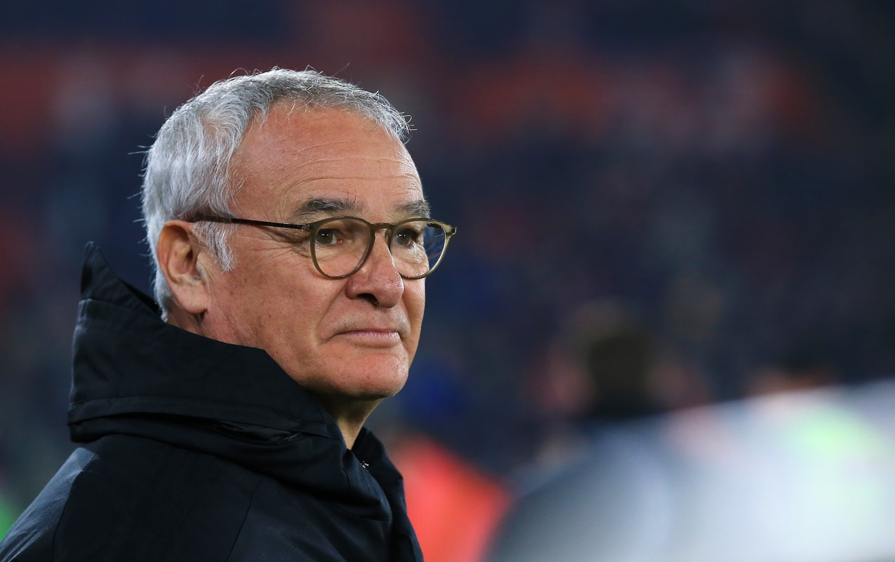 Ranieri Expects Roma Exit