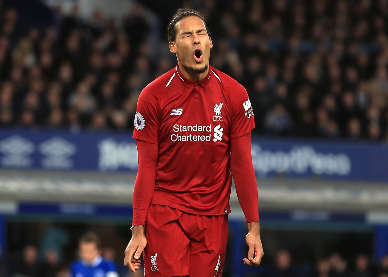 Liverpool Have The Fear Factor Says Van Dijk