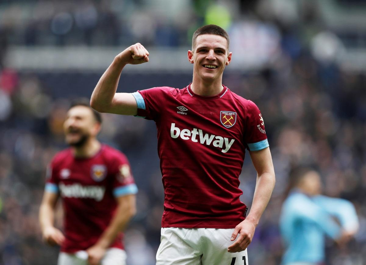 Rice Happy To Stay A Hammer