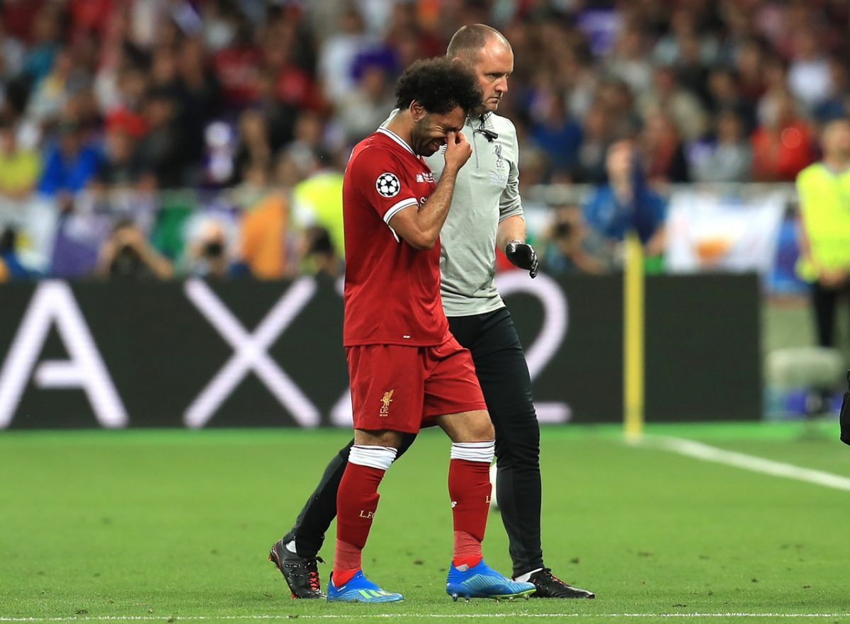 Salah Ready For Madrid Test