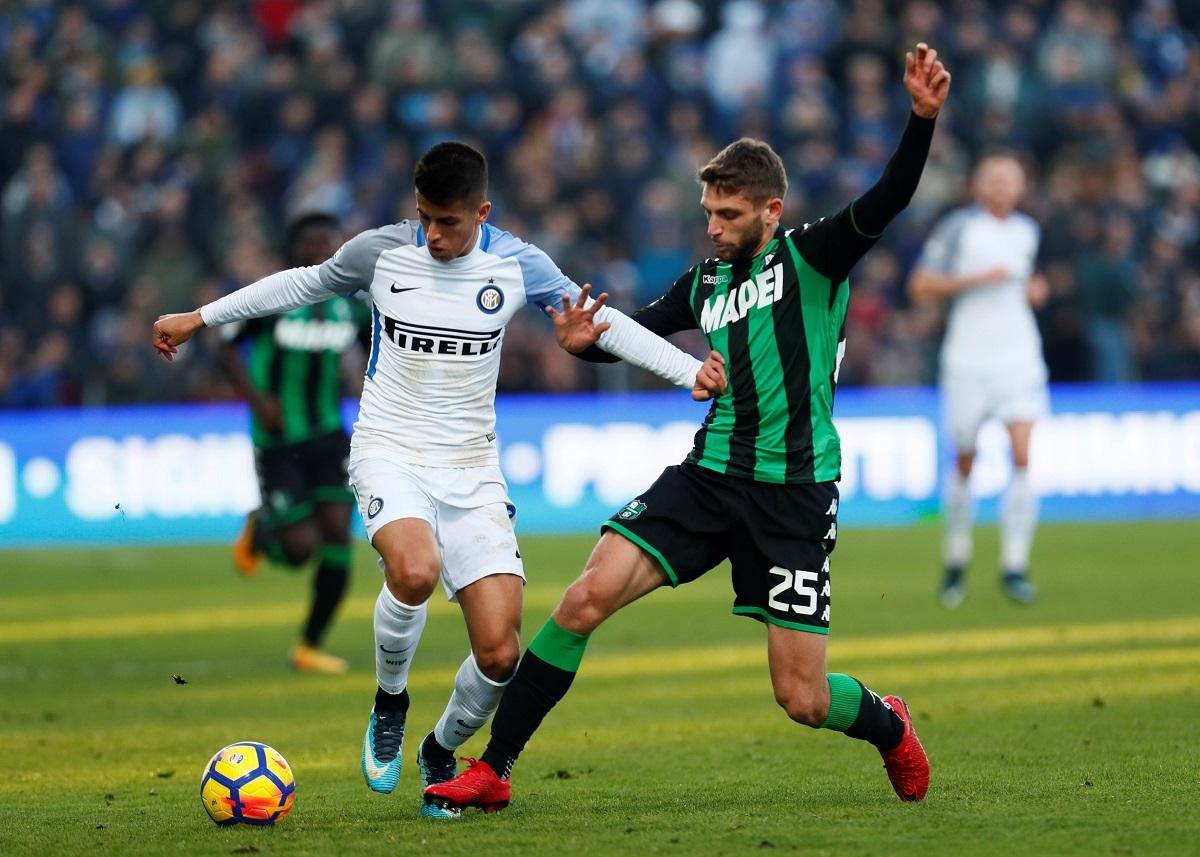 Sassuolo Look Set To Lose Berardi