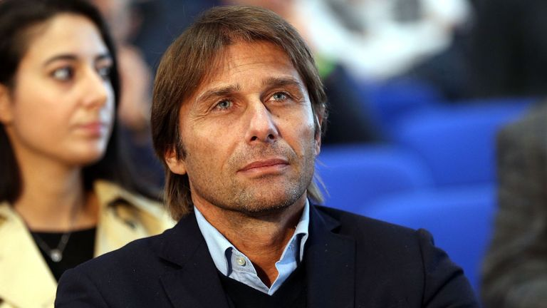 Conte Appointed New Inter Milan Head Coach