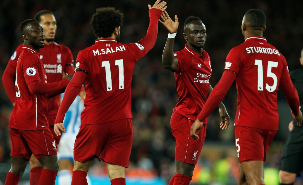 Triple Boost For Liverpool's Title Bid