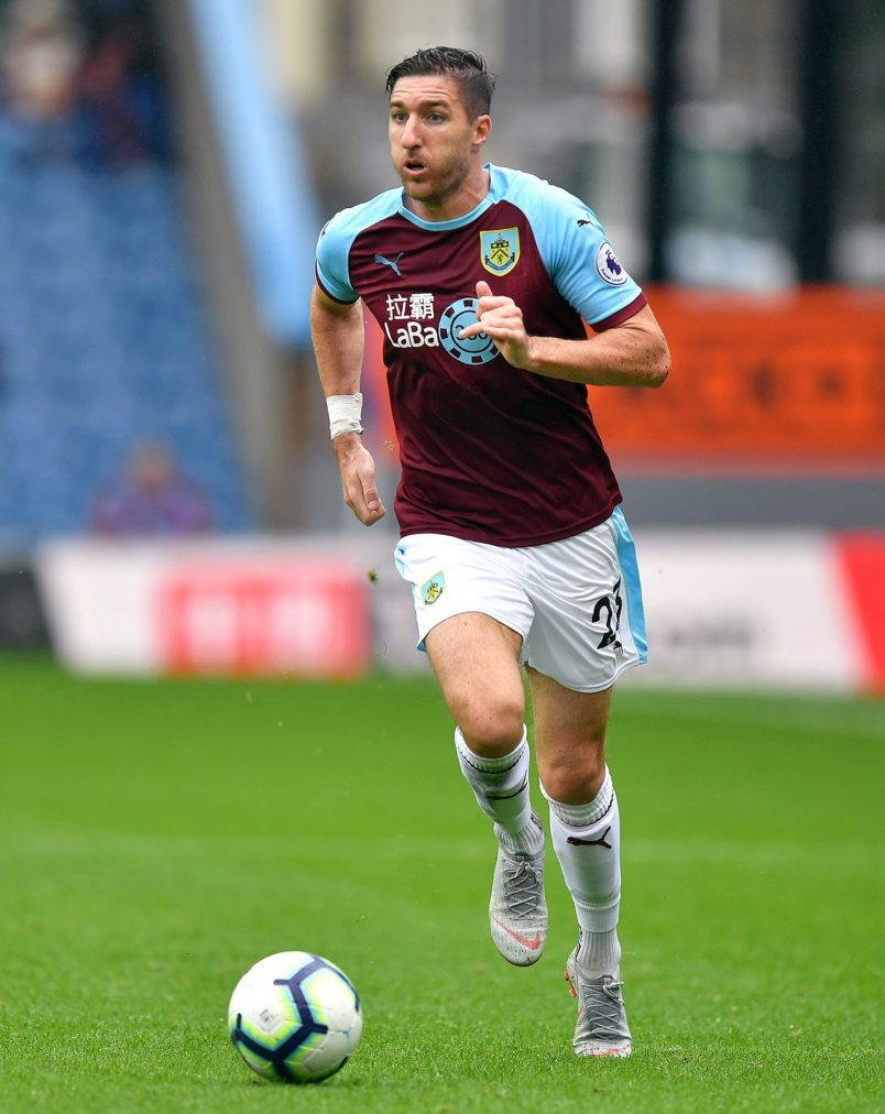 Ward Heading For Clarets Exit