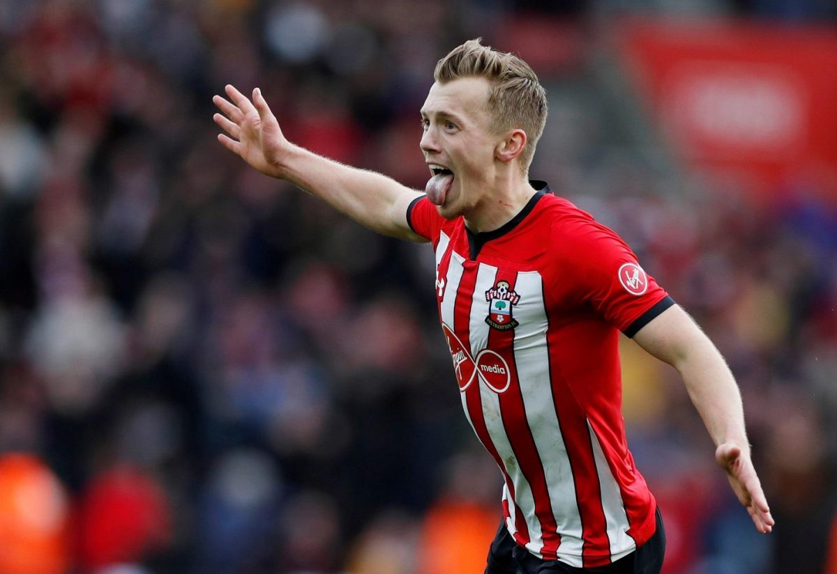 Ward-Prowse Determined To Finish Season On A High
