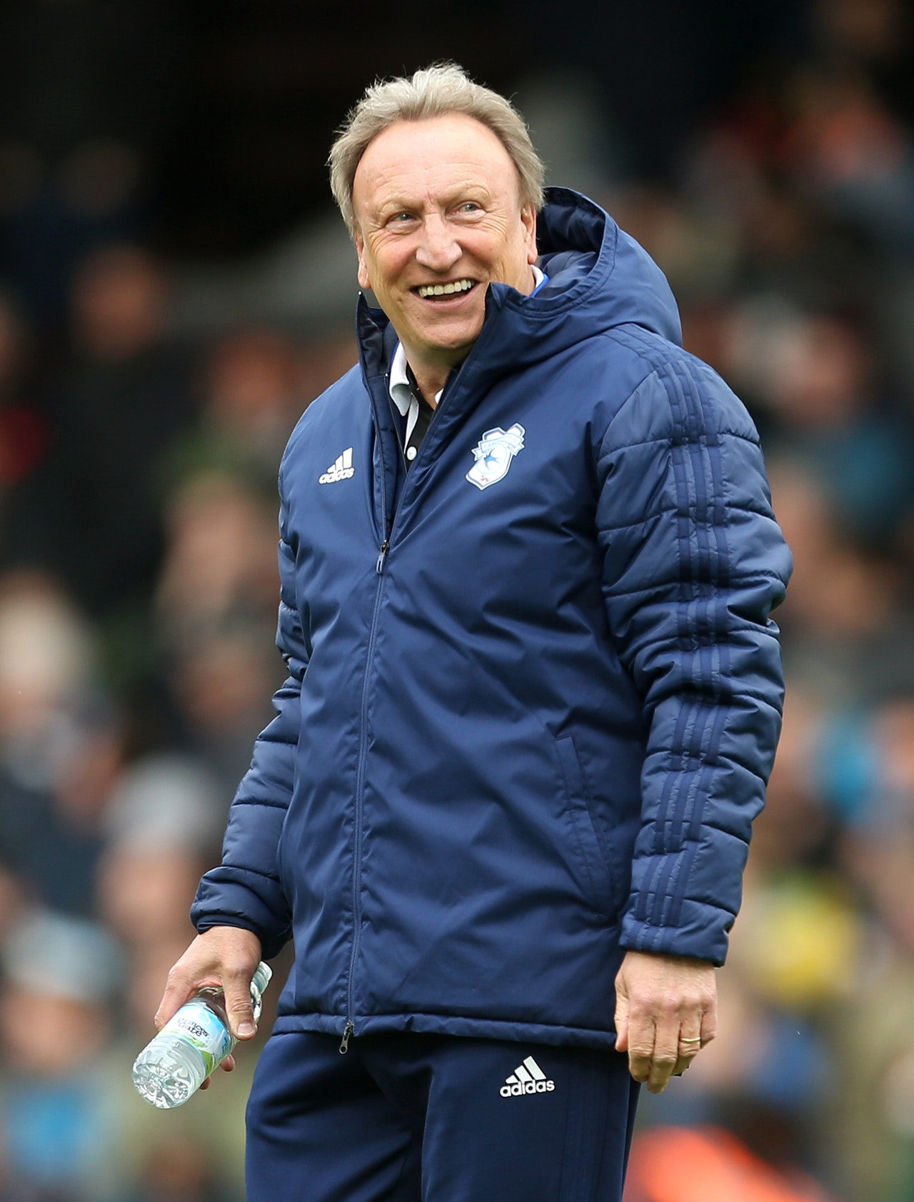 Warnock To Stay With Bluebirds