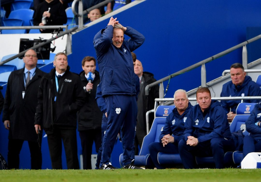 Warnock To Wait On Cardiff Future