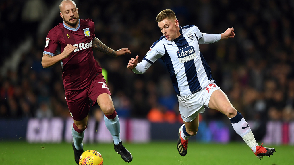 EFL Championship Play-Off Semi-Final Second Leg Preview: West Brom Must Overturn Deficit Against Aston Villa