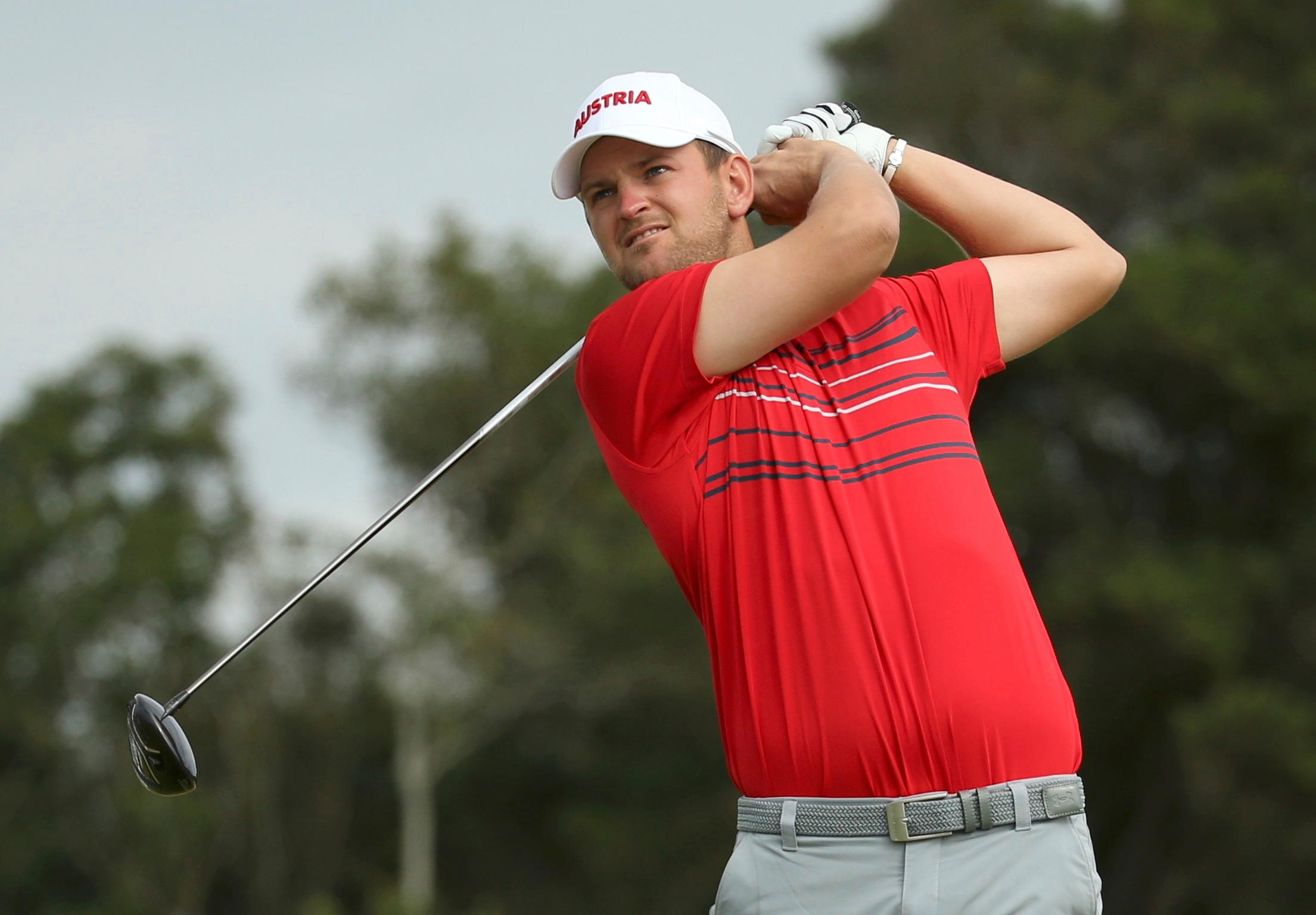 Wiesberger Leads The Way In Denmark