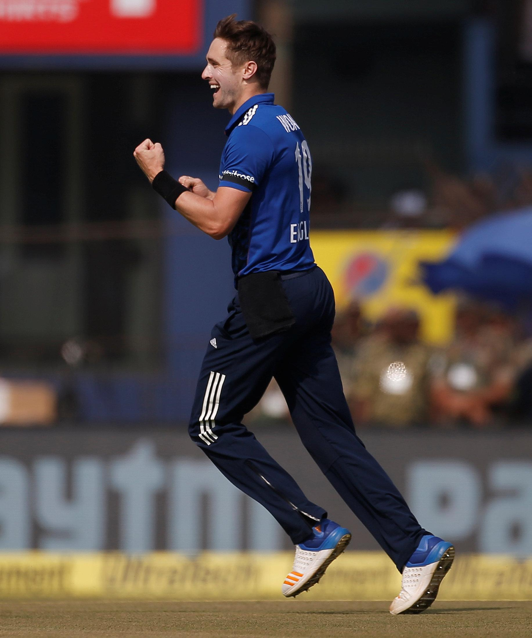Woakes Insists WC Selection Is No Talking Point