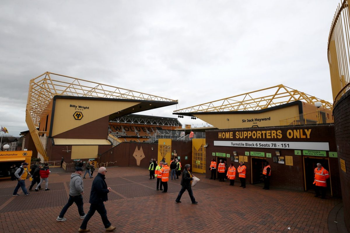Wolves set to introduce rail seats