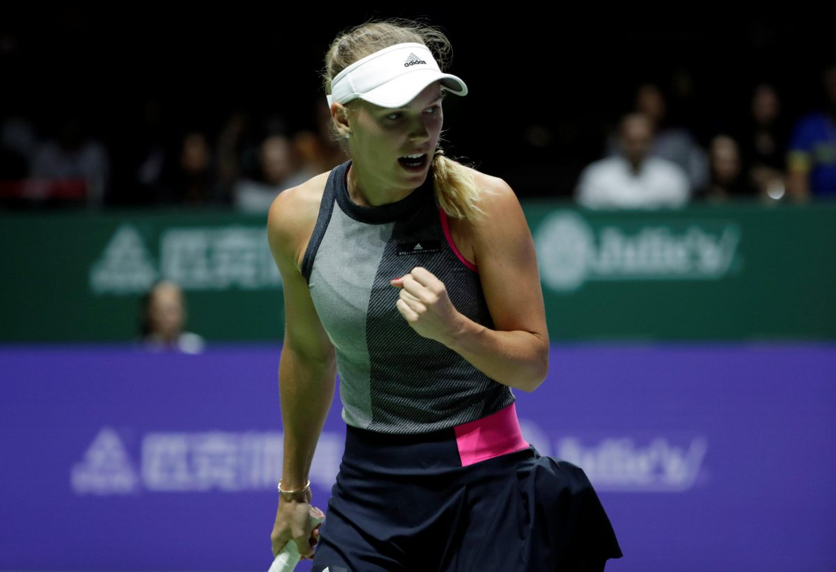 Wozniacki Disappointed By French Open Exit