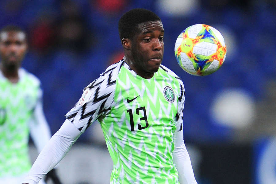 Flying Eagles Star Ofoborh: I Have Played On A Bigger Stage Now