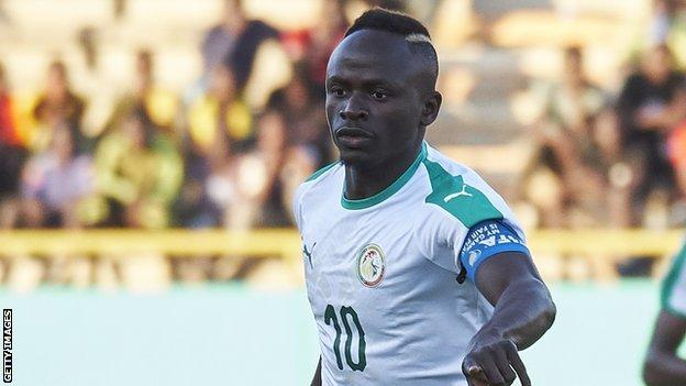 AFCON 2019: Mane  Suspended  For Senegal's Opening Match Vs Tanzania
