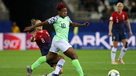Chikwelu: Super Falcons Not Scared Of France