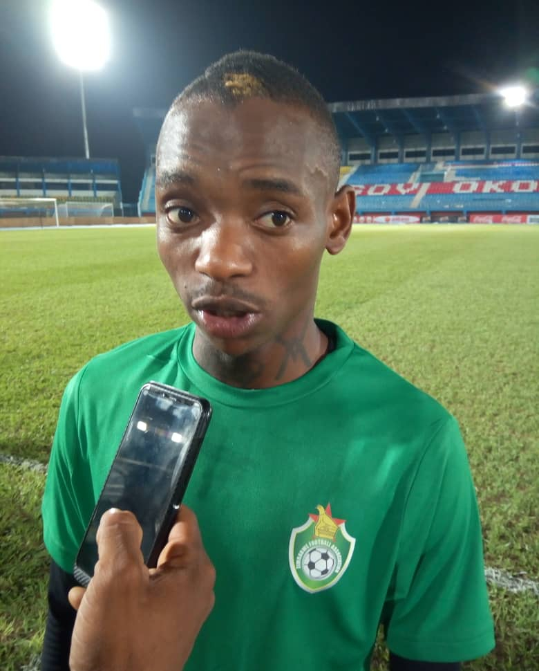 Zimbabwe Winger, Billiat: Friendlies Vs Eagles, Black Stars Will Toughen Us