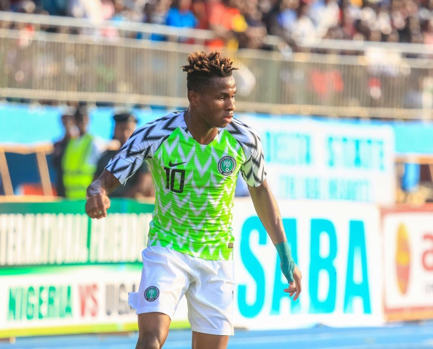 GREAT! How Super Eagles Rated In Friendly Clash Vs Zimbabwe