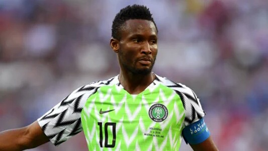 Mikel: Conte Fell Out With Me For Representing Nigeria At Rio 2016 Olympics