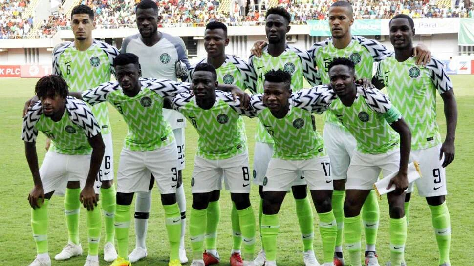half off a5f98 2703f Rohr Drops Iheanacho, Ajayi From Super Eagles AFCON