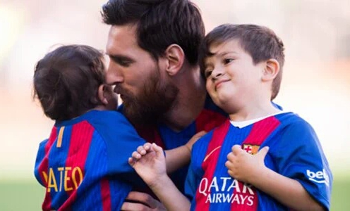 Messi: My Kids Reminds Me Football Isn't Most Important Thing In Life