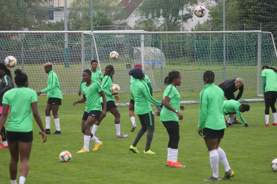 Dennerby: Super Falcons Will Be Tough To Beat In France