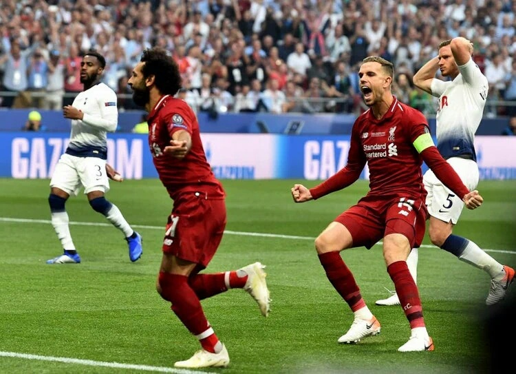 Liverpool See Off Tottenham Hotspur To Win  Sixth Champions League Title