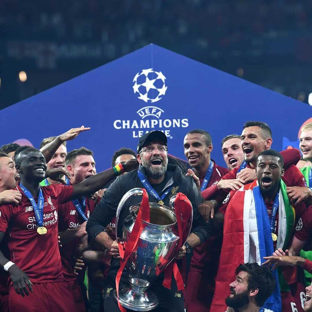 Champions League 2019 Live Stream Odds For Tuesday S: Klopp Hails Liverpool Champions League Win As Best Night