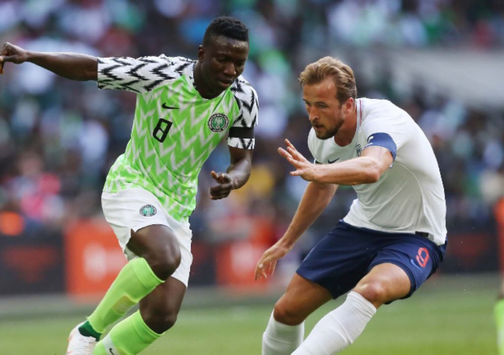 Stoke City Fans Get Teaser For Etebo's AFCON 2019 Glory