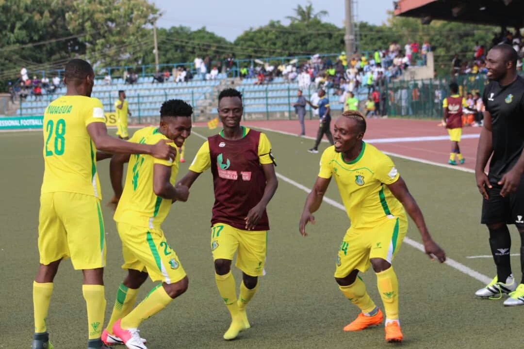 NPFL Championship Playoff : Akwa United Hold Kano Pillars In Thrilling Contest