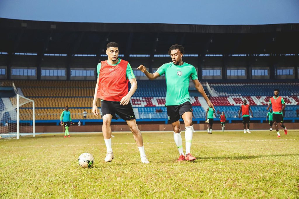 Balogun:  I'm Focused On Winning AFCON 2019 With Eagles