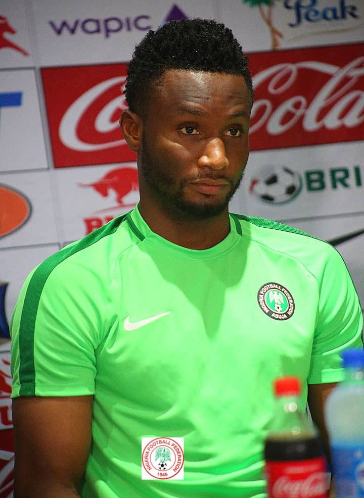 Mikel Ruled Out Of Eagles' Remaining AFCON 2019 Campaign Over Injury
