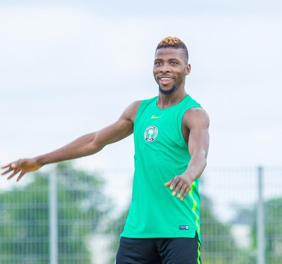 Image result for rohr iheanacho