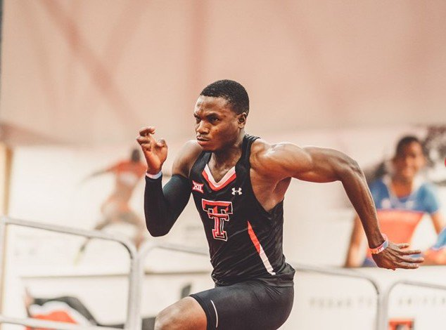 Oduduru Chases NCAA History To Texas With Impressive Marks In 100m, 200m