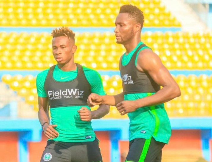 Chukwueze: Mikel, Musa Are My Role Models