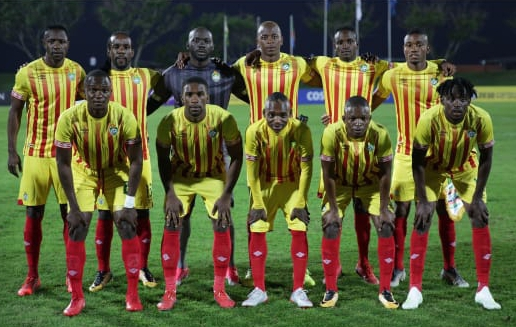 ZIFA Confirms 18-Man Warriors' Arrival In Nigeria For Eagles Clash