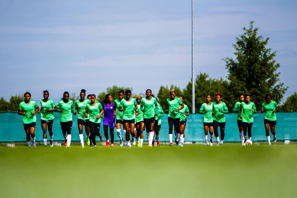 France  2019: Super Falcons Ready For Norway Test