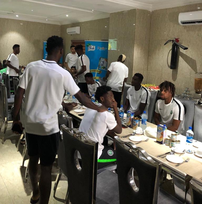 Peak Bids Eagles Farewell With Super Breakfast In Asaba
