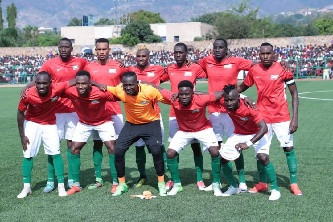 Burundi Coach Niyungeko Names Berahino, Abdoul-Razak 21 Others In 23-Man AFCON 2019 Squad