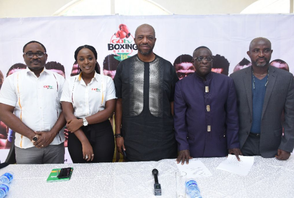 GOtv Boxing Night Returns To Lagos; Joseph, Babatunde Headline Bill