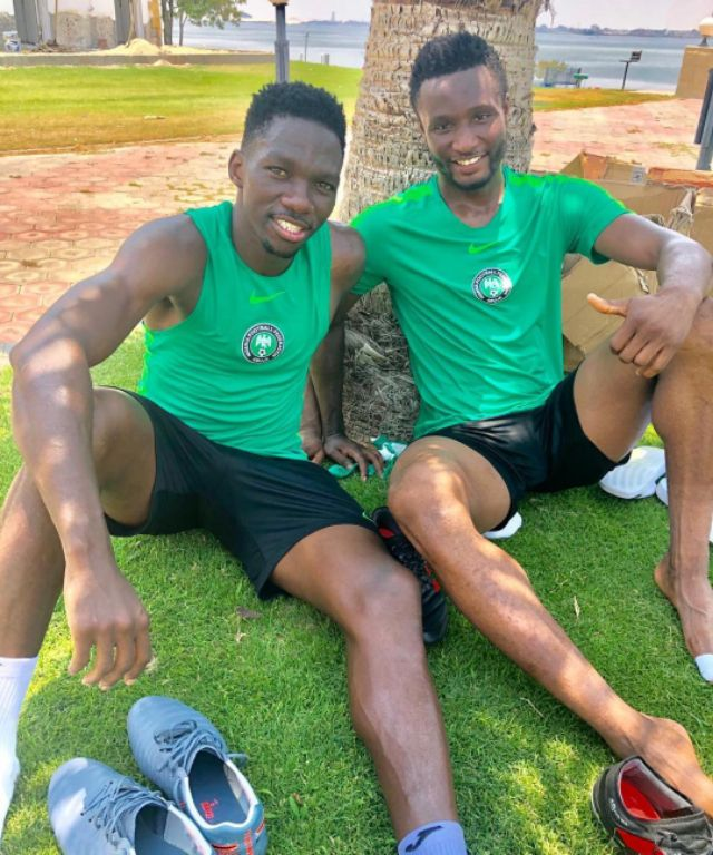 Mikel Targets Third AFCON Finals Goal In 21st Appearance Vs Burundi
