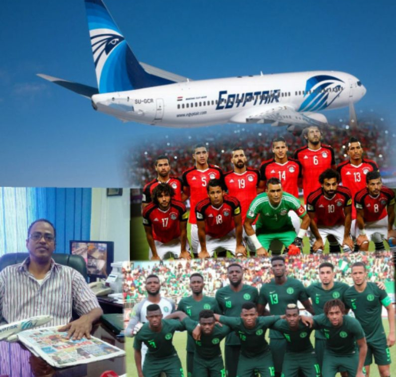 INTERVIEW – EgyptAir Boss, Abdulrahman: Nigeria, Egypt May Clash In AFCON 2019 Final