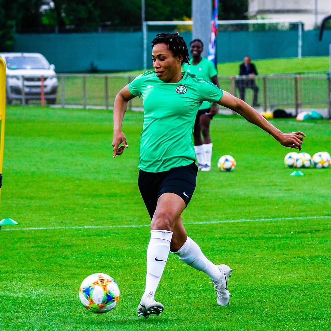 Ebi: Super Falcons Battle Ready For France Test