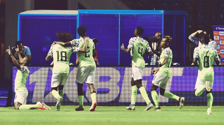 Aina: Great To Provide Assist For Ighalo's Goal Against Burundi