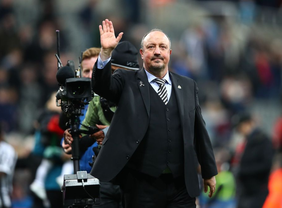 Benitez Leaves Newcastle After Failing To Agree New Contract