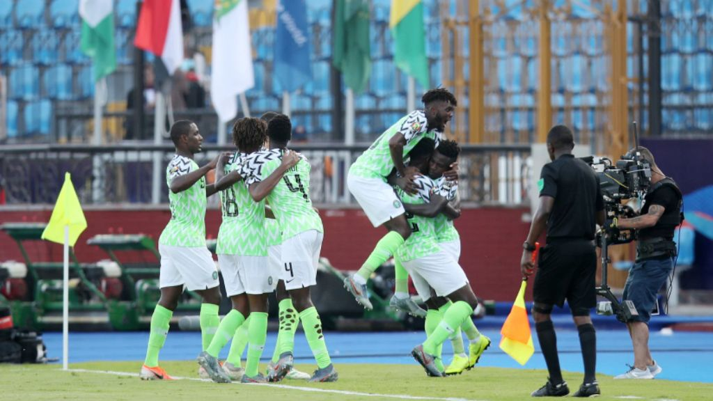 Rohr Not Worried Over  Eagles' Few Goals In Two AFCON 2019 Games