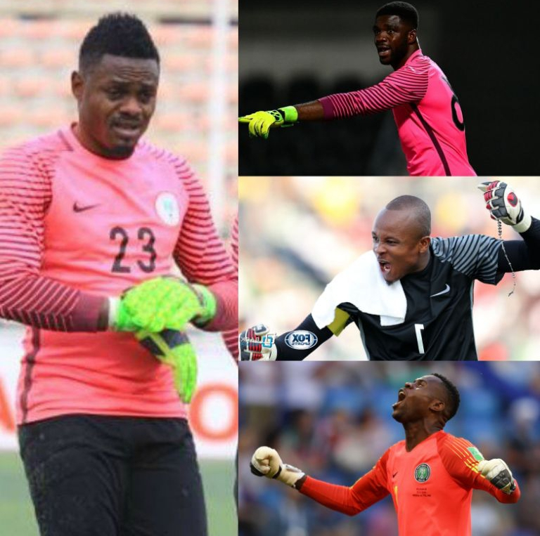 Super Eagles Have No AFCON Goalkeeping Issues  –Afelokhai