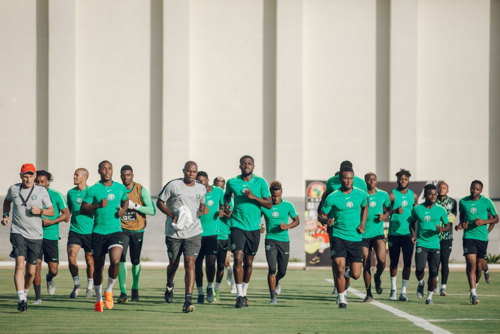 Eagles To Hold Open, Closed-Door Training Sessions Ahead Madagascar Clash