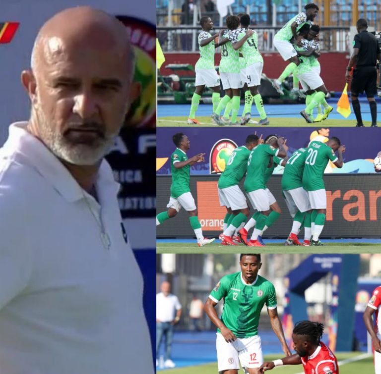 Madagascar Coach, Dupuis: 'Job Not Done Yet; We've Nigeria To Think About'